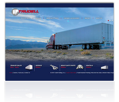 Trudell Holdings Websites