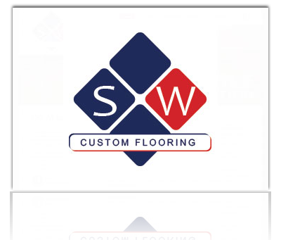 S&W Custom Flooring Logo