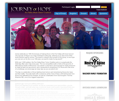 Journey of Hope Website