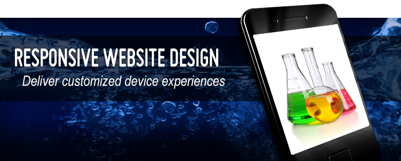 Responsive Website Design - Deliver customized device experiences